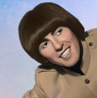 George Harrison by hellorickman