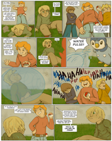 Type:TRAINER Episode 2 Page 1 by lilmarisa