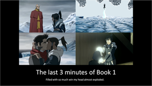 LOK, end of book one... by MJTism