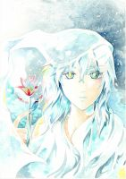Snow flower by Risa1