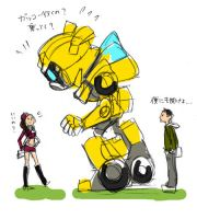 Movie Bumblebee 2 by piyo119