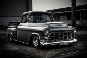 1956 Chevrolet Pickup by AmericanMuscle