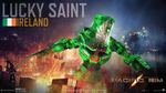 Lucky Saint: The Celtic Brawler by Kersey475