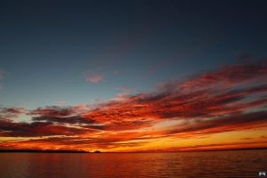 Fall Sunset Series #70 by LifeThroughALens84
