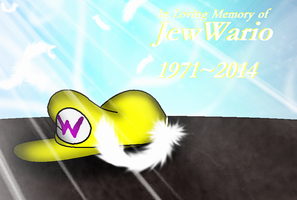 In Memory of JewWario by NickyVendetta