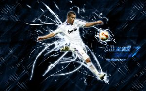 Alloudi in Real Madrid by real-squazer