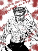 Logan inks 01 by JamesLeeStone