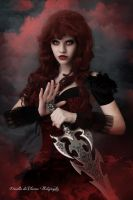 Four Horsemen of the Apocalypse - Red by Drusilla-du-Charme