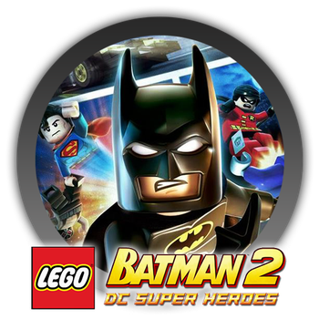 Crack lego batman 2 dc