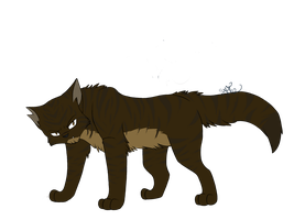 Tigerclaw by WoLfTailedFOx