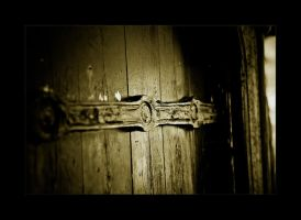 The Old Door II by ZoneGrafix