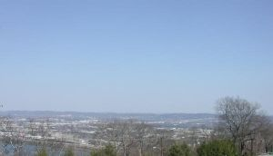 My Tennessee View by A-Scarlett-torn