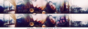 Same banner different text by HayleyGuinevere