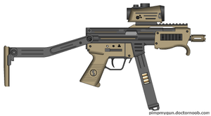SPW 'Operator' MP5 by Robbe25