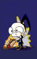 Hot Dogs are Good by worm-baby