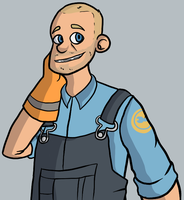 Engie by Toxicmongoose