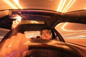 driving home by m-ajinah