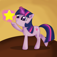 Twilight Star by RebeccaHull45