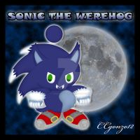 Sonic the Werehog Chao by CCgonzo12