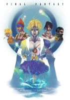 Final Fantasy X by FinalFlower