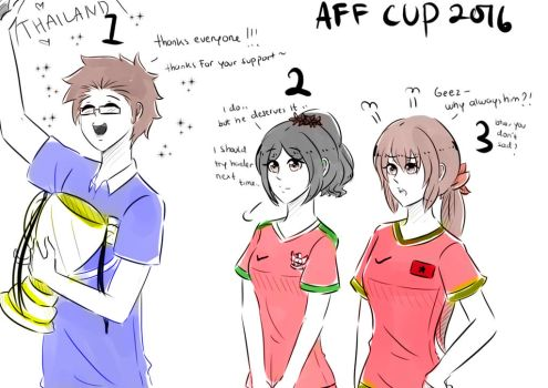 AFF Cup 2016 by vhayoung