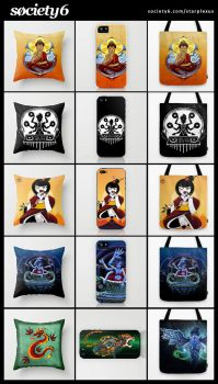 CYBER WEEK deals on society6 shop by starplexus