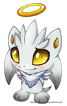 pictures at random Chao_silver_by_extra_fenix-d31bd7z