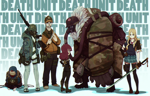 Death unit by DeadSlug