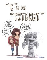 C Is For Crybaby by OtisFrampton