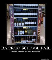 Back To School Fail by fredrickburn
