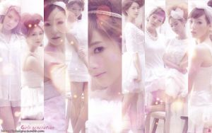 Girls generation - growing up by Sweetkrystyna