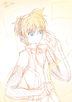 Len APPEND by MangAniMania
