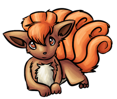 Vulpix by zurisu