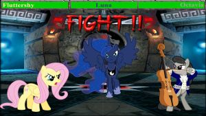 Pony Kombat Tournament The Final Battle by Mr-Kennedy92