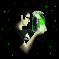 You are my light (septicplier) by Lillyanna333