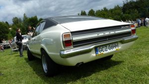 Ford Taunus TC - Rear View by Arek-OGF