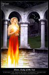 Arien, Lady of the Sun by maryofmagdala
