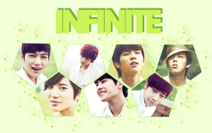 Infinite She's Back Japanese Wallpaper by KpopGurl