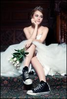 Converse Bride by kirstylegg