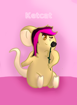 AT:  Ketcat by BortVerde