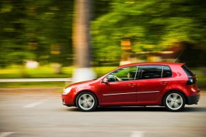 VW Golf V 5 by John77