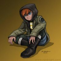April O'Neil by souldreamx
