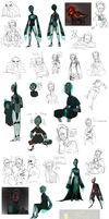 VYSE:: holy shit sketchdump yes by Zhoid