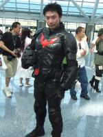 Batman Beyond at Anime Expo (AX) 2011 by trivto