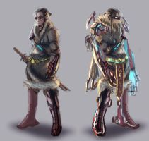 Linker concept by StitchParadox