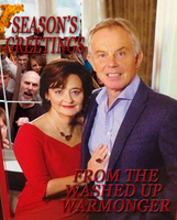 Blair's True Chirstmas Card by Party9999999