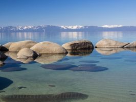 East Shore Lake Tahoe 140225-49 by MartinGollery