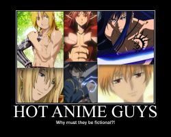 Hot Anime Guys by Angel-of-Alchemy-42