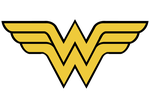 Wonder Woman logo by MachSabre