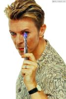 - DAVID BOWIE FOR DOCTOR 11 - by kailana-sama